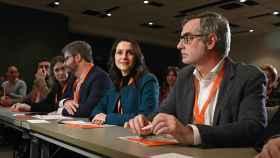 José Manuel Villegas, junto a Inés Arrimadas, será secretario general de la gestora de Cs.