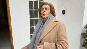 """El desahucio de Teresa Rivero de la última casa de los Ruiz Mateos: """"Ya solo me queda Dios""""."""