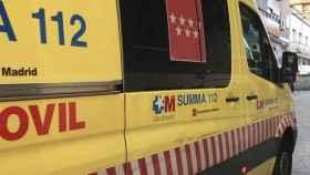 Ambulancia del Suma 112.