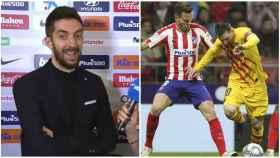 David Broncano elige a quién le gustaría entrevistar del Barça y de sus hermanos del Atleti