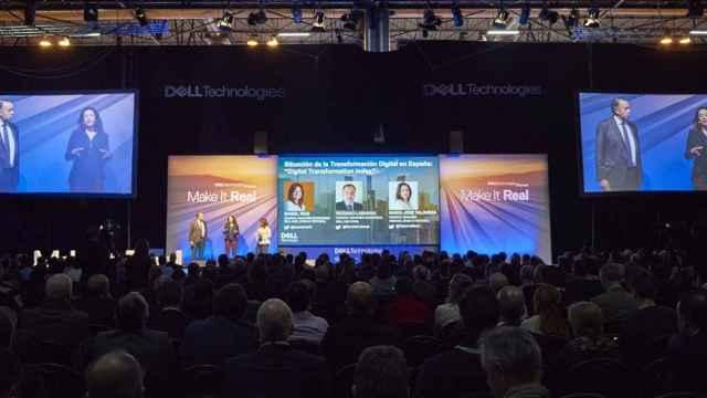 Un momento de la última edición del Dell Technologies Forum.