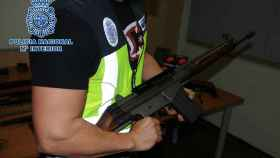 La operación en Martorell se ha saldado con la detención de una persona.