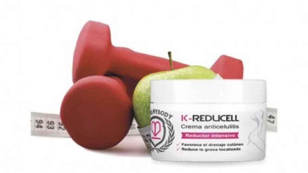 K-Reducell crema de Kiffemybody.