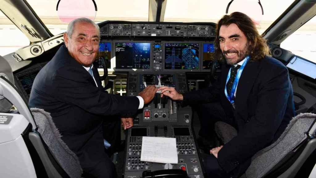 Juan José Hidalgo y Javier Hidalgo.