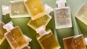 Imagen de los aceites de Aromatherapy.