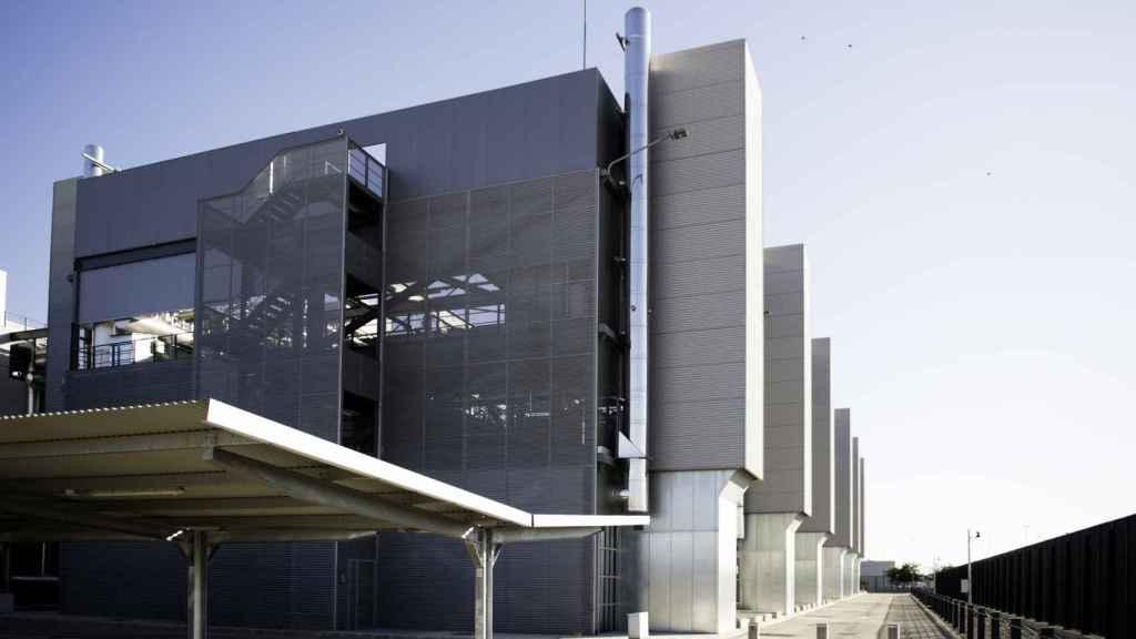 Centro de datos de Nabiax en Alcalá de Henares.