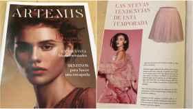 Las revistas se repartieron por diversos establecimientos de Dénia.