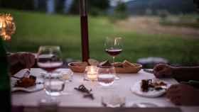 Hisa Franko, referente de los vinos naturales eslovenos.