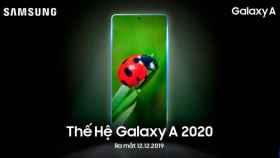 Los Samsung Galaxy A 2020 ya tienen fecha de presentación