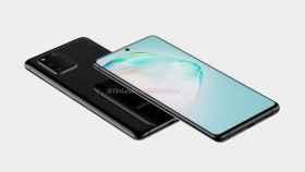 ¿Es este el «gigantesco» Samsung Galaxy S10 Lite?
