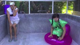 Captura del vídeo parodia de Cuesta que todavía puede verse en YouTube