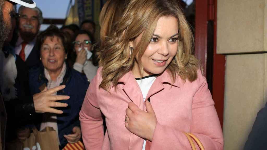 María José Campanario ha ganado en los tribunales a Kiko Hernández.