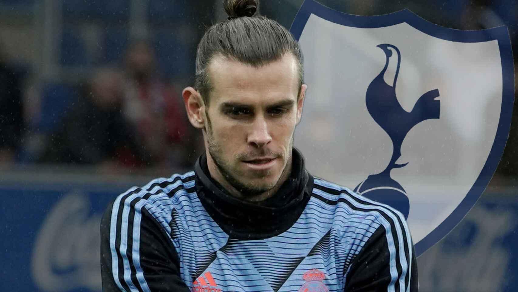 Bale y el Tottenham