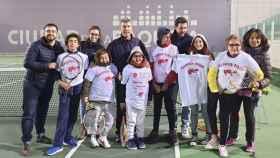La Fundación Emilio Sánchez Vicario y ASION crean una Escuela de Tenis Adaptado en La Ciudad de la Raqueta