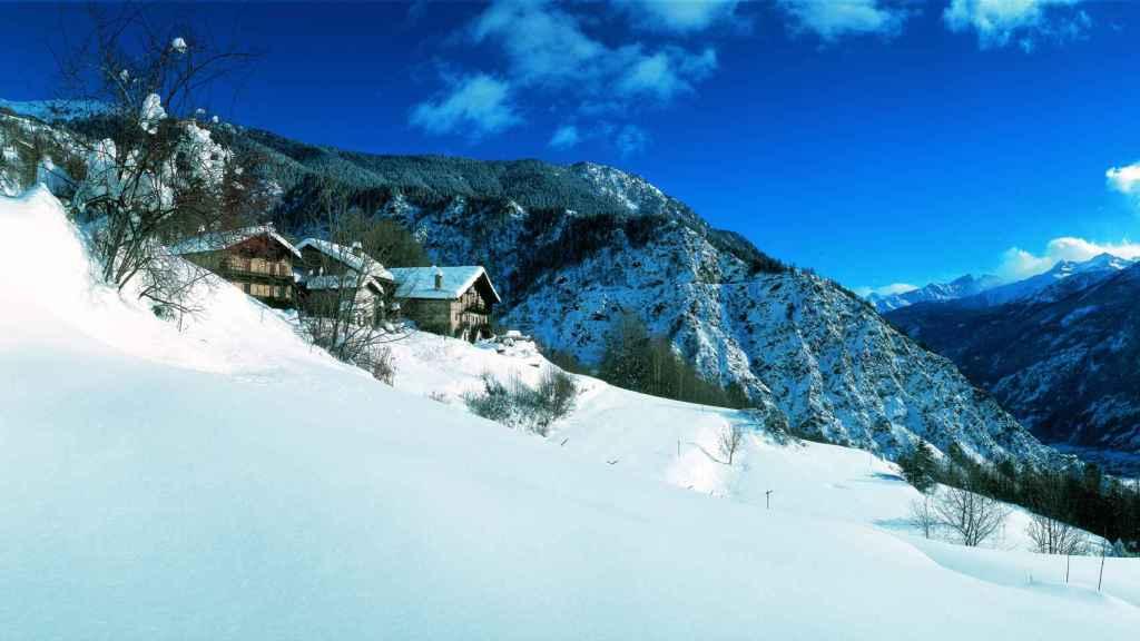 Valle de Aosta.