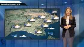 El tiempo: pronóstico para el jueves 5 de diciembre