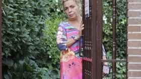 Carmen Borrego, víctima de un robo en su domicilio por segunda vez.