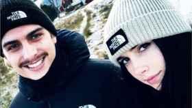 'Rypdal' y Carlota Prado en una imagen de su Instagram.