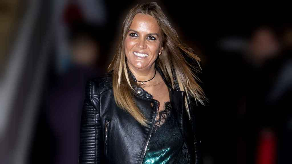 La colaboradora Marta López.
