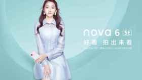 Huawei Nova 6 SE: Cuatro cámaras para el nuevo gama media