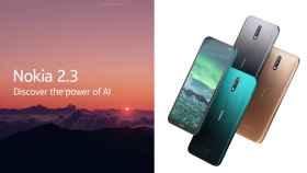 Nuevo Nokia 2.3: Android One, gran batería y muy barato