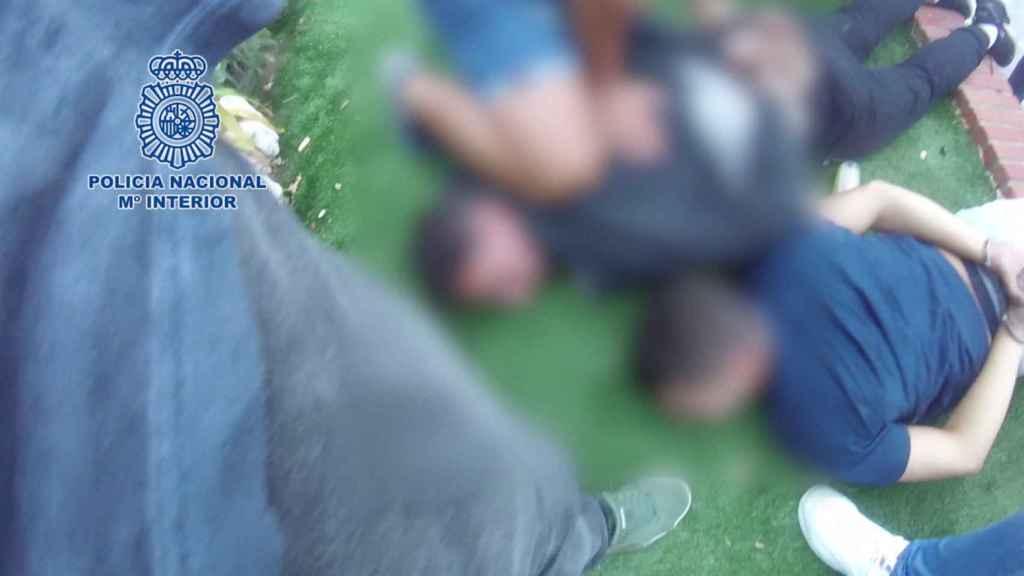 Detención de dos individuos por el crimen de Guadalhorce.