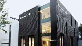 Tienda de Massimo Dutti (Inditex) en México.