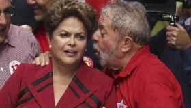 Lula y Roussef estaban acusados de financiar ilegalmente las campañas de su partido