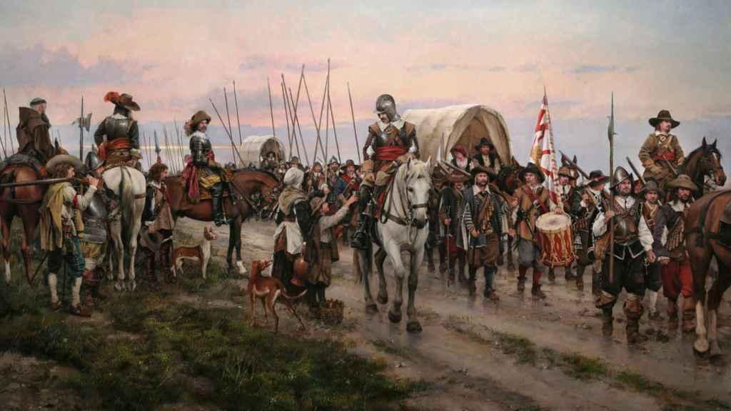 'El Camino Español'.