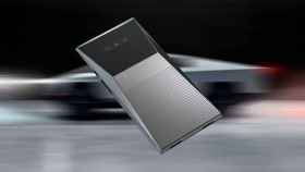Así sería el móvil de Tesla inspirado en el Cybertruck
