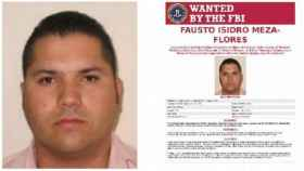 Fausto Isidro Meza Flores, también conocido como el Chapo Isidro estaría oculto en México.