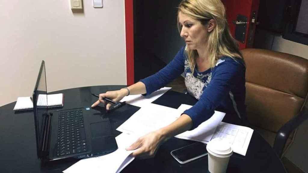 La alcaldesa de Campos del Río puso como objetivo recuperar la empresa cuando accedió a la alcaldía en 2015.