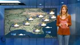 El tiempo: pronóstico para el lunes 9 de diciembre