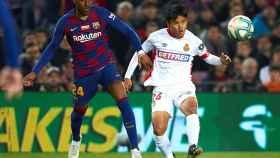Take Kubo, contra el Barcelona