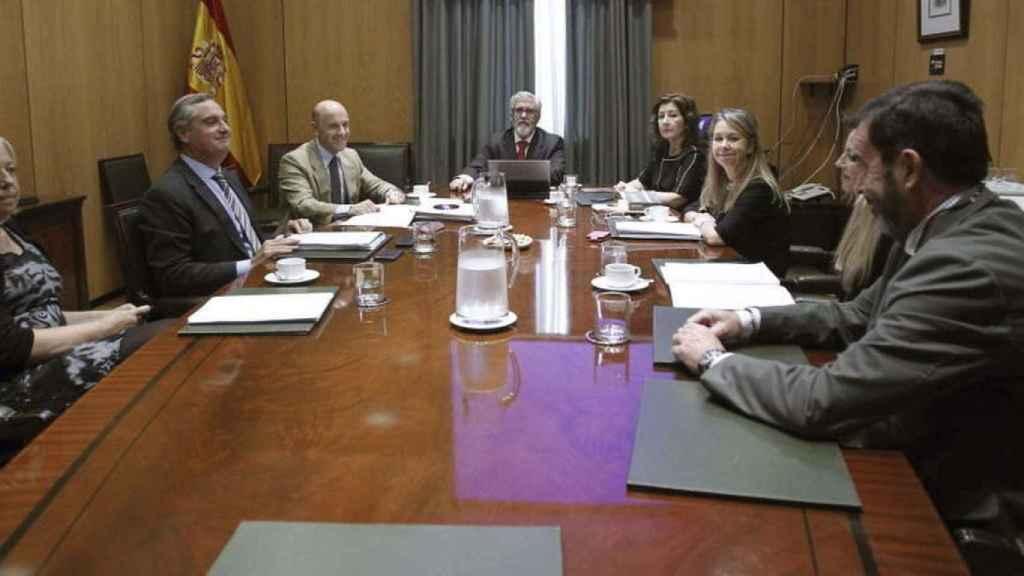 Comisión Disciplinaria del CGPJ./