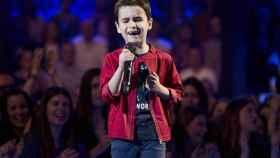 Daniel García, uno de los primeros cuatro finalistas (Antena 3)