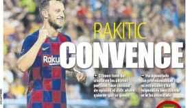 Portada Mundo Deportivo (10/12/2019)
