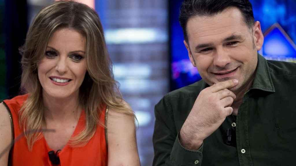 Iñaki López bromeaba en 'El Hormiguero' sobre el origen de su relación con Andrea Ropero.