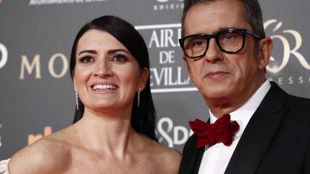 El presentador y la actriz llevan 13 años juntos.