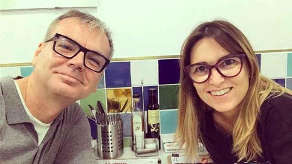 Noemí y Arnau se conocieron en la primera edición de 'Operación Triunfo'.