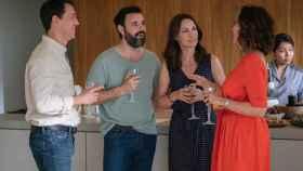 Los protagonistas de 'El Nudo' (Atresmedia)