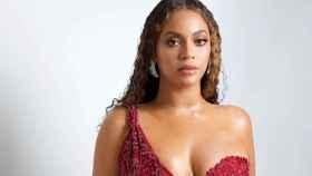 Beyoncé en una foto de sus redes sociales.