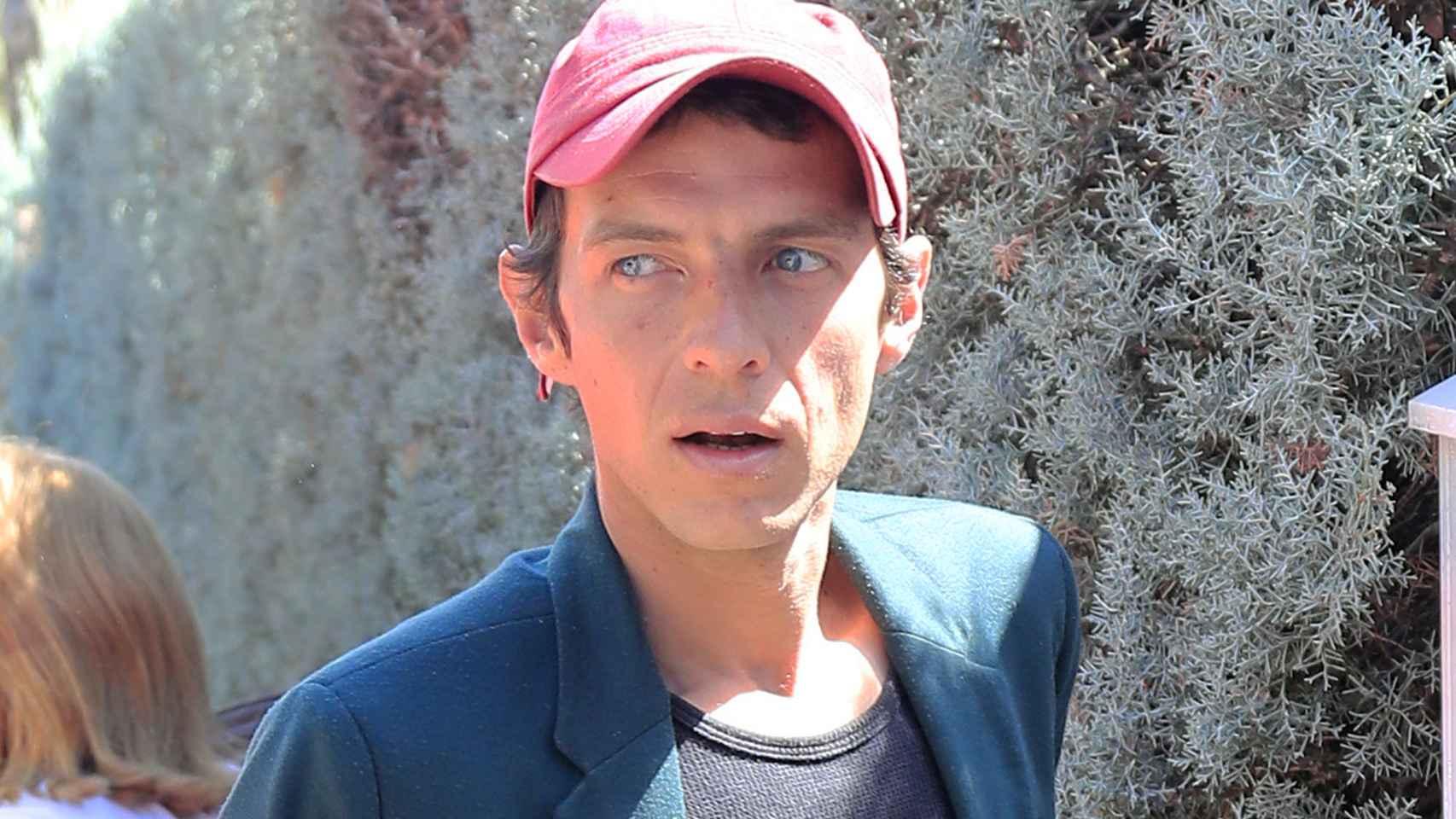 'Camilín', Camilo Blanes Ornelas, en imagen de archivo.