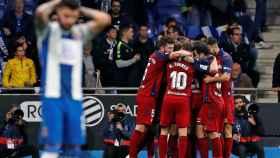 El Espanyol, en descenso