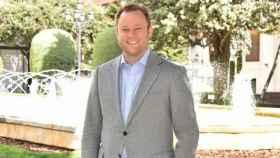 Vicente Casañ, alcalde de Albacete, en una imagen de archivo