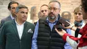 Juan Carlos Girauta en una imagen de archivo