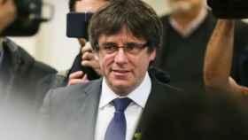 Carles Puigdemont en una imagen de archivo.