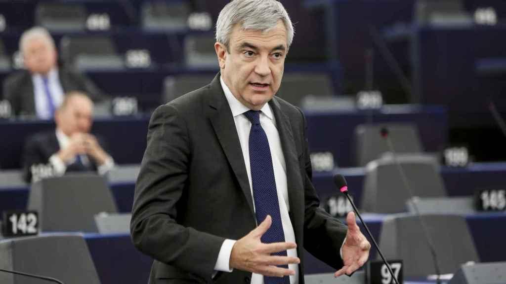 El líder de Ciudadanos en la Eurocámara, Luis Garicano