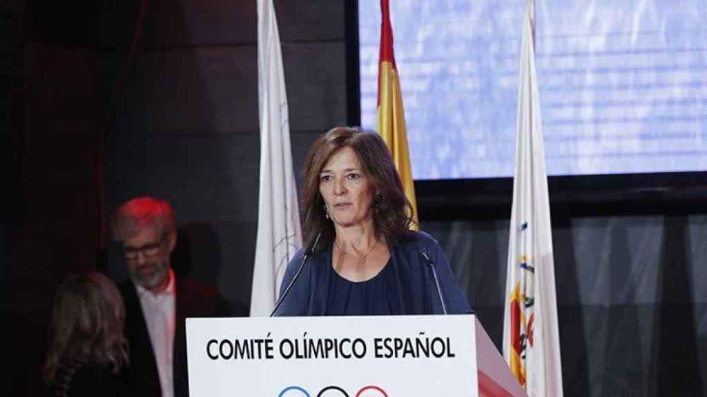Gala del Comité Olímpico Español