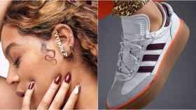 Beyoncé y las primeras imágenes de su colaboración con Adidas.